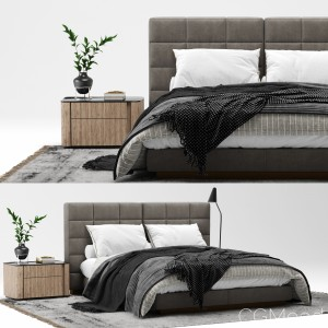 Bed Lawrence Minotti