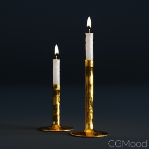 Simple Candle Set