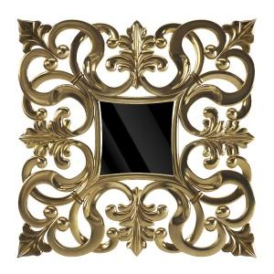 Julia Mirror Square Calado