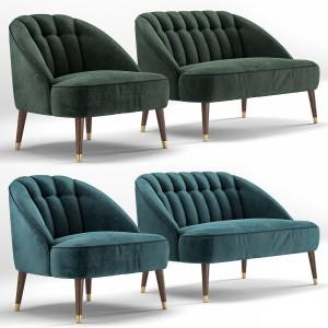 Margot Sofa Armchair