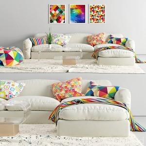 Bright Sofa