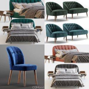 Margot Furniture Collection