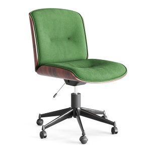 Set Of Eight Italian Swivel Chairs By Ico Parisi F