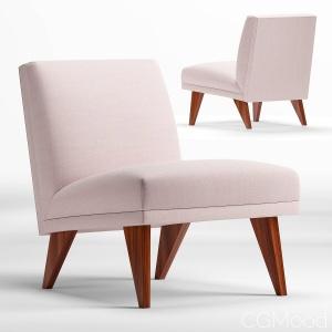 Carson Slipper Chair West elm