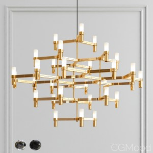 Crown Major Chandelier Nemo