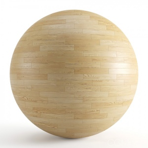 Seamless Texture Of Light Oak Parquet. Pbr 8k