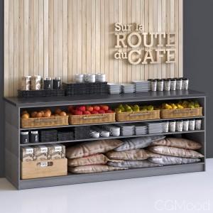Sur La Route Du Cafe