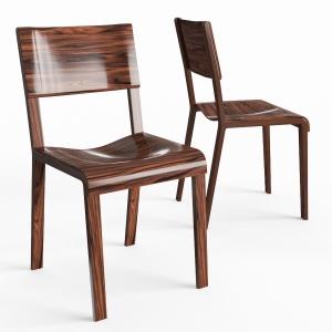Chair 01 Modernica Alpine Dining Chair