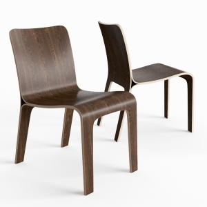 Chair 02 Modernica H Chair