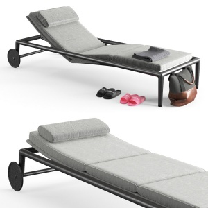 Conic Solseng Suno Lounger Decoration