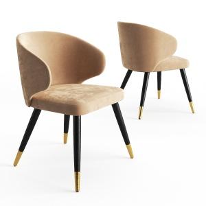 Chair 03 Mudo Ross Sandalye Bej