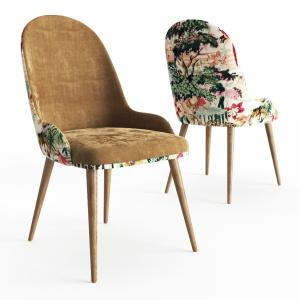 Chair 04 Mudo Petit Sandalye