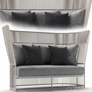 Tibidabo High Sofa