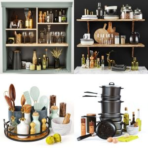 Kitchen Decorative set Collection