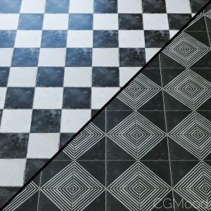 Fs Damero  Tiles