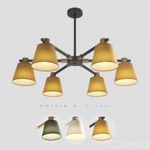 Lampatron Natura A 6 Lamps