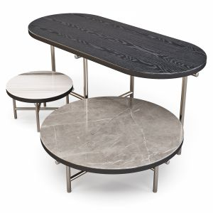 Torii - Coffee Tables Set 03