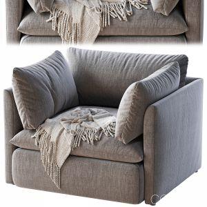 Shelter Armchair