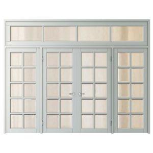Classic interior doors Set 93