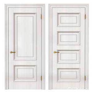 Classic interior doors Set 98