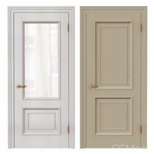Classic interior doors  Set 99