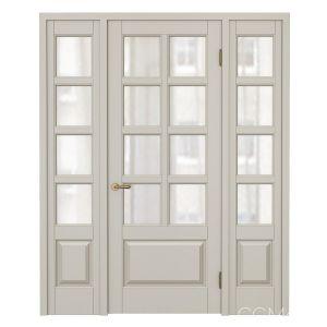 Classic interior doors Set 104