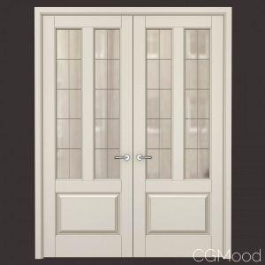 Classic interior doors Set 107