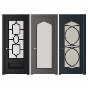 Classic interior doors Set 110