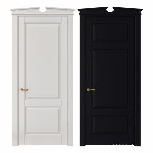 Classic interior doors Set 111