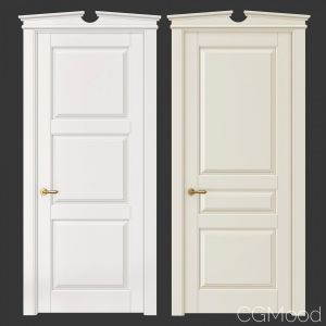 Classic interior doors Set 112