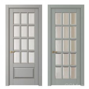 Classic interior doors Set 113