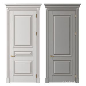 Classic interior doors Set 114