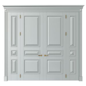 Classic interior doors Set 115
