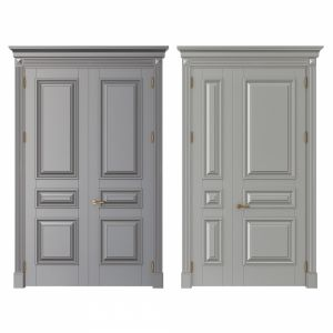 Classic interior doors Set 116
