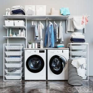 Laundry Set Ikea