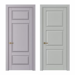 Classic interior doors Set 125