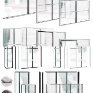 Curtain Wall-S.mgdm.F