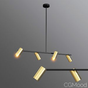 Obie Diner Pendant By Made