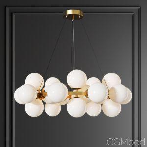 Dallas Maytoni Round Pendant Lamp