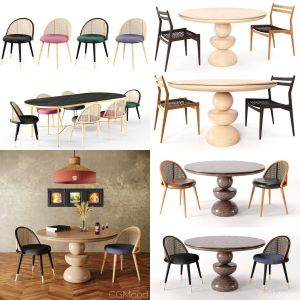 4 Dining Set table and chair
