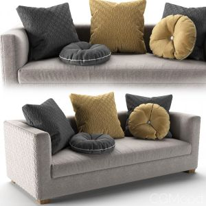 Tiberio Quilt - Sofa Three Seater