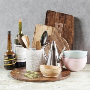 Kitchen Decorative Set 03