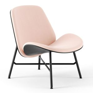 Nihan Lounge Chair By Pode