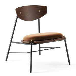 Kink Lounge Chair By District Eight