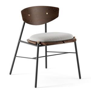 Kink Dining Chair By District Eight