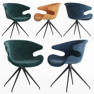 Mia Dining Armchair Zuiver