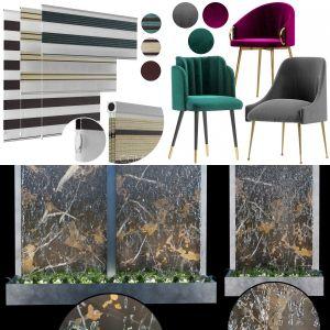 Necessary interior Furniture