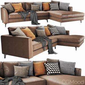 Meridiani Louis Up Leather