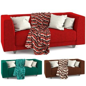 Simple sofa - 3 Styles