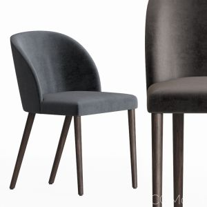 Crate&barrel Camille Chair